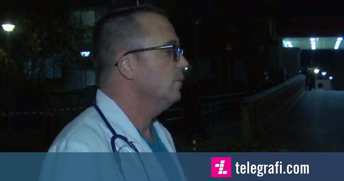 Mjeku kujdestar në QKUK: Njëri nga tre të lënduarit e Gjilanit në gjendje shumë të rëndë (Video)