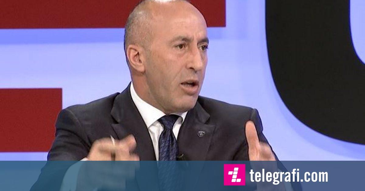 """Haradinaj: Kur i përmenda Mogherinit SHBA-në më dialog, më tha """"s'mundemi me dalë bashkë në konferencë"""" (Video)"""