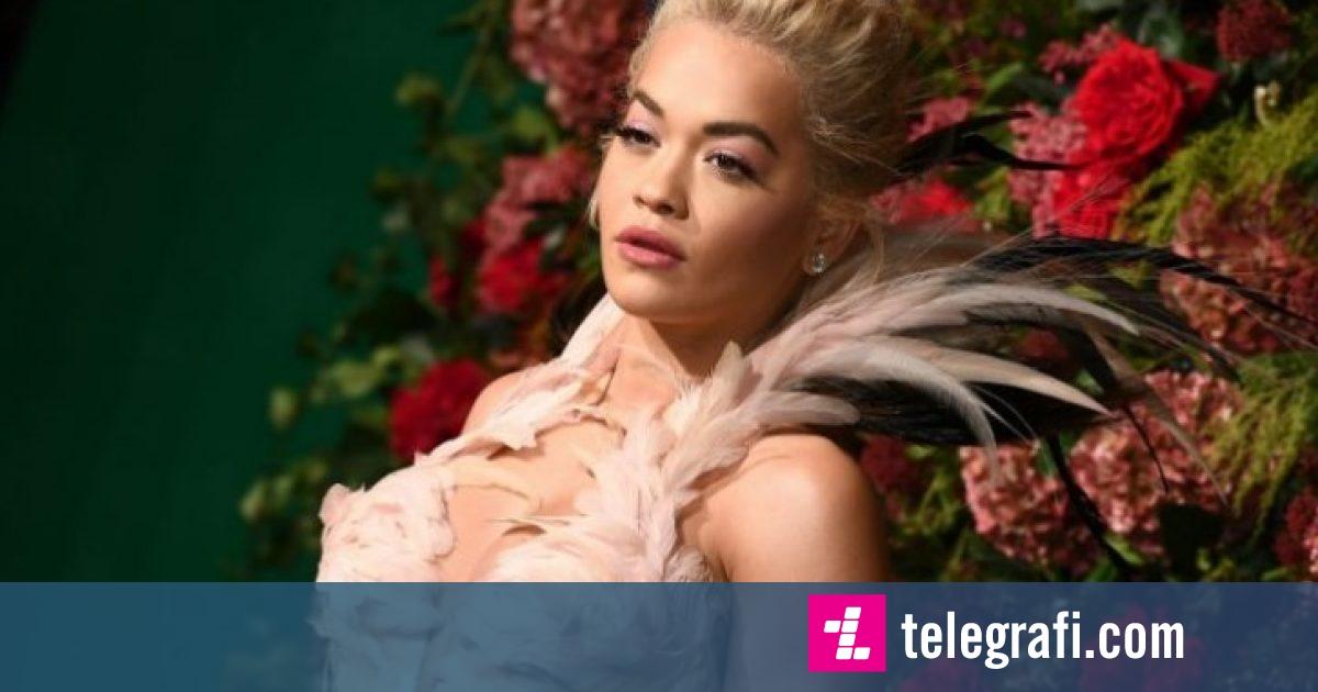Rita Ora shfaq anën e bukur në fillim të turneut në Tokio