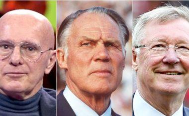 France Fotball emëron 50 trajnerët më të mirë në histori të futbollit, Ferguson i dyti