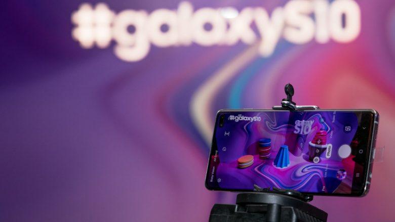 Një dhjetëshe e pastër vjen nga Samsung