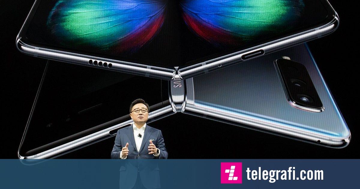 Para-porositë e Galaxy Fold do të fillojnë më 26 Prill