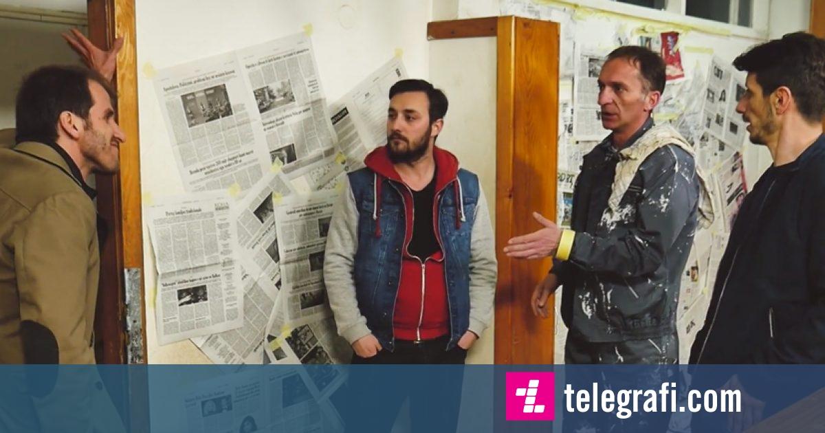 """Episodi i ri i """"Schengen Visa"""": """"T'u pa, t'u bo"""", nisen në Suharekë për të folur në telefon fiks"""