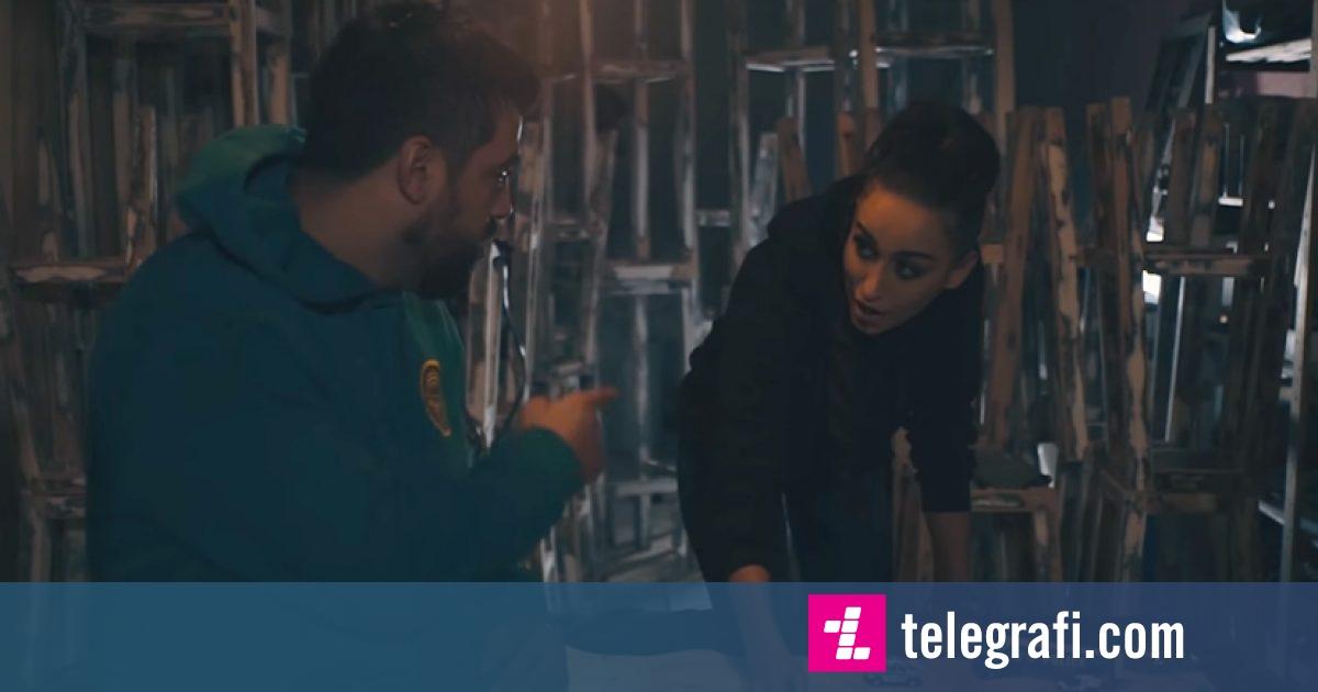 Stine vjen në duet me Fatlume Popovcin