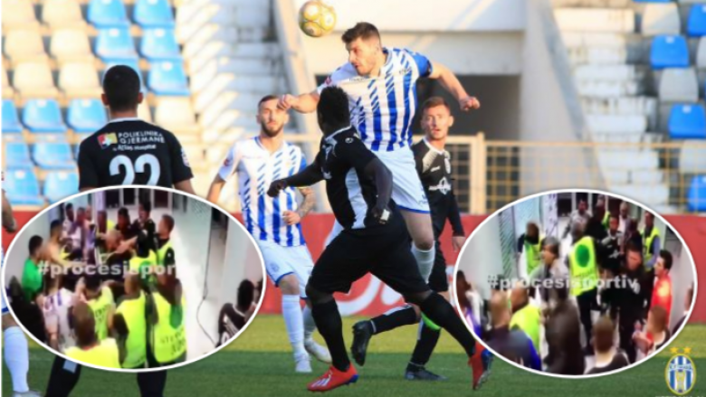 Foto: KF Tirana/Facebook dhe Proçesi Sportiv