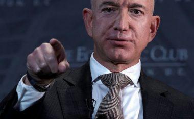 Bezos vazhdon të jetë njeriu më i pasur në botë