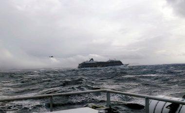 Norvegji, shpëtohen 1,300 pasagjerë të bllokuar në det (Video)