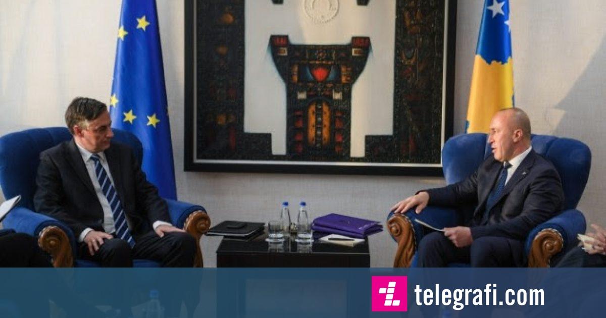 Haradinaj kërkoi mbështetjen e Parlamentit Evropian për liberalizimin e vizave