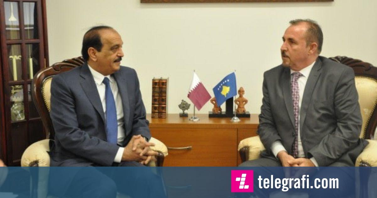 Katari do të vazhdojë përkrahjen për Kosovën