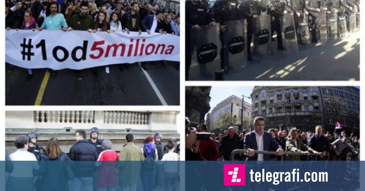Provokimet absurde serbe: Prishtina mbështet opozitën për rrëzimin e Vuçiqit