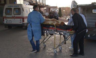 Gjendja e të lënduarve në aksidentin në Gjilan është stabile