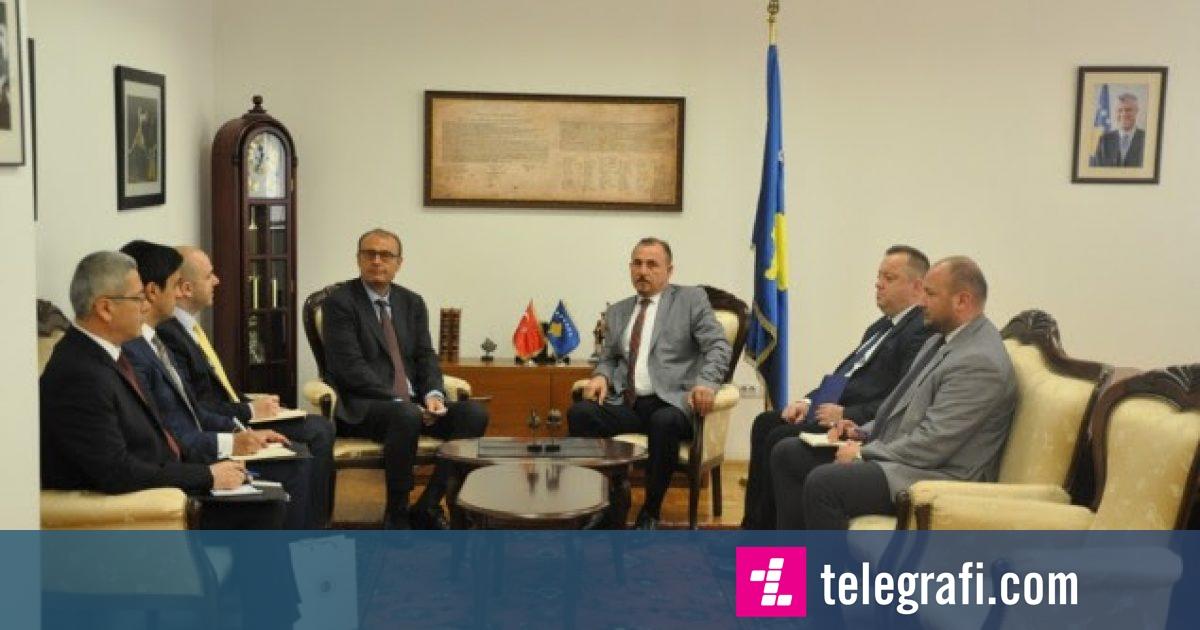 Kosova dhe Turqia partnerë në luftimin e krimit të organizuar