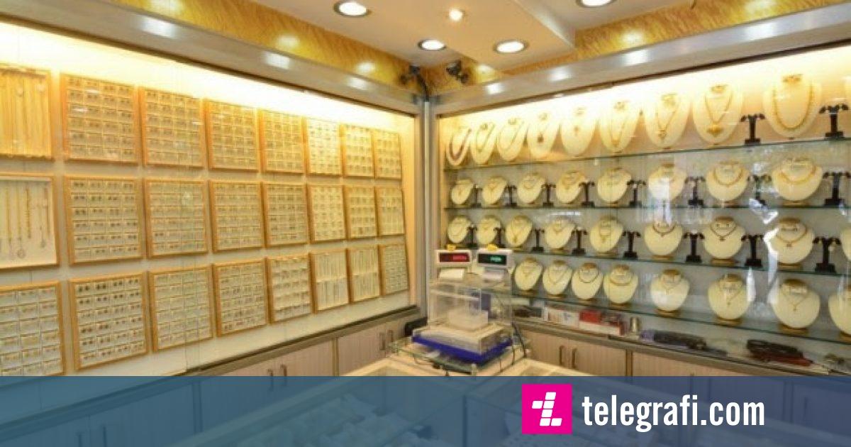 Vjedh ari në një argjendari në Prishtinë