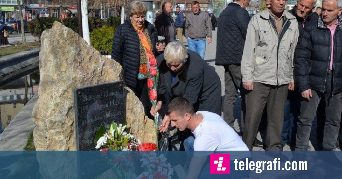 20 vjet nga masakra në tregun e Mitrovicës