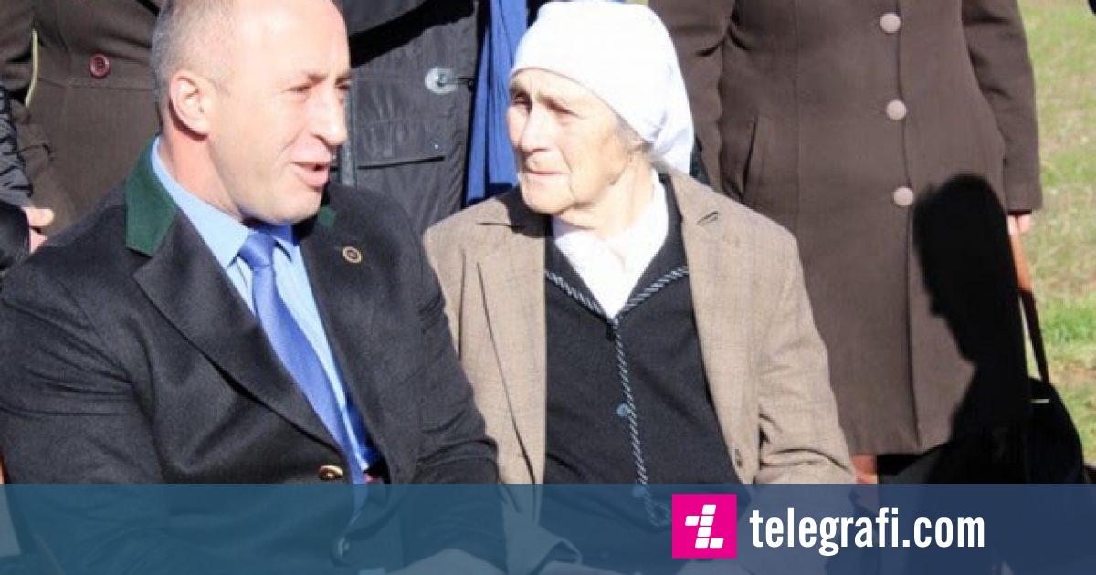 Ndërron jetë nëna e heroit Edmond Hoxha, ngushëllon Haradinaj
