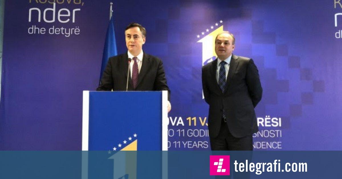 McAllister: Kosova ka mbështetjen e Parlamentit Evropian për liberalizimin e vizave
