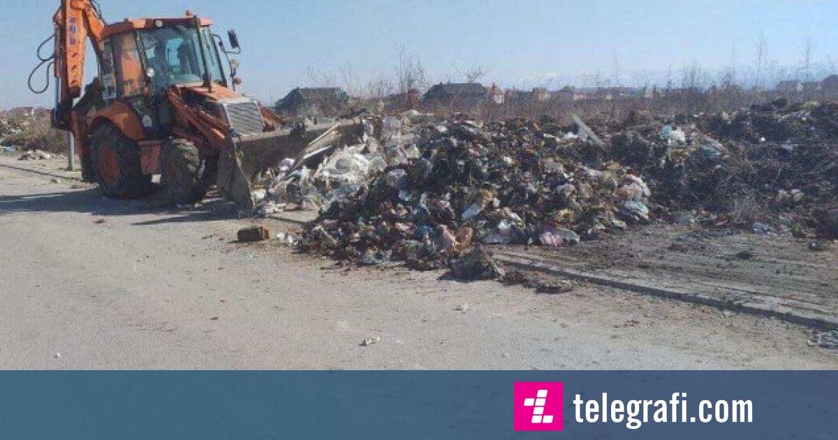 Hiqen afro 300 tonelata mbeturina në Ferizaj