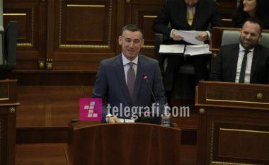 Veseli: Ekonomia e Kosovës do zhvillohet atëherë kur nuk ka kundërthënie ndërmjet përfaqësuesve institucional