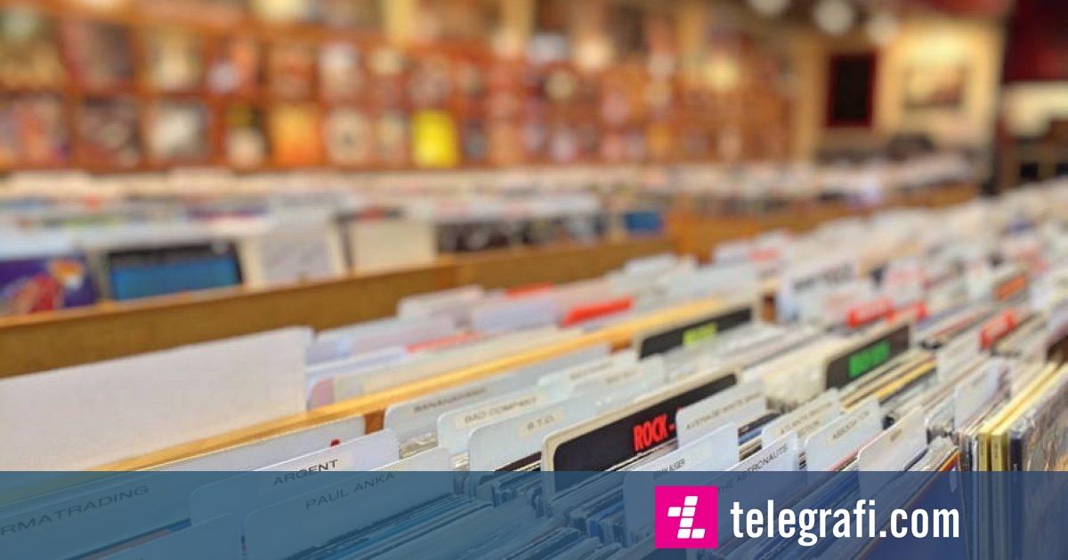 CD-të dhe disqet po shiten më shumë se albumet dixhitale