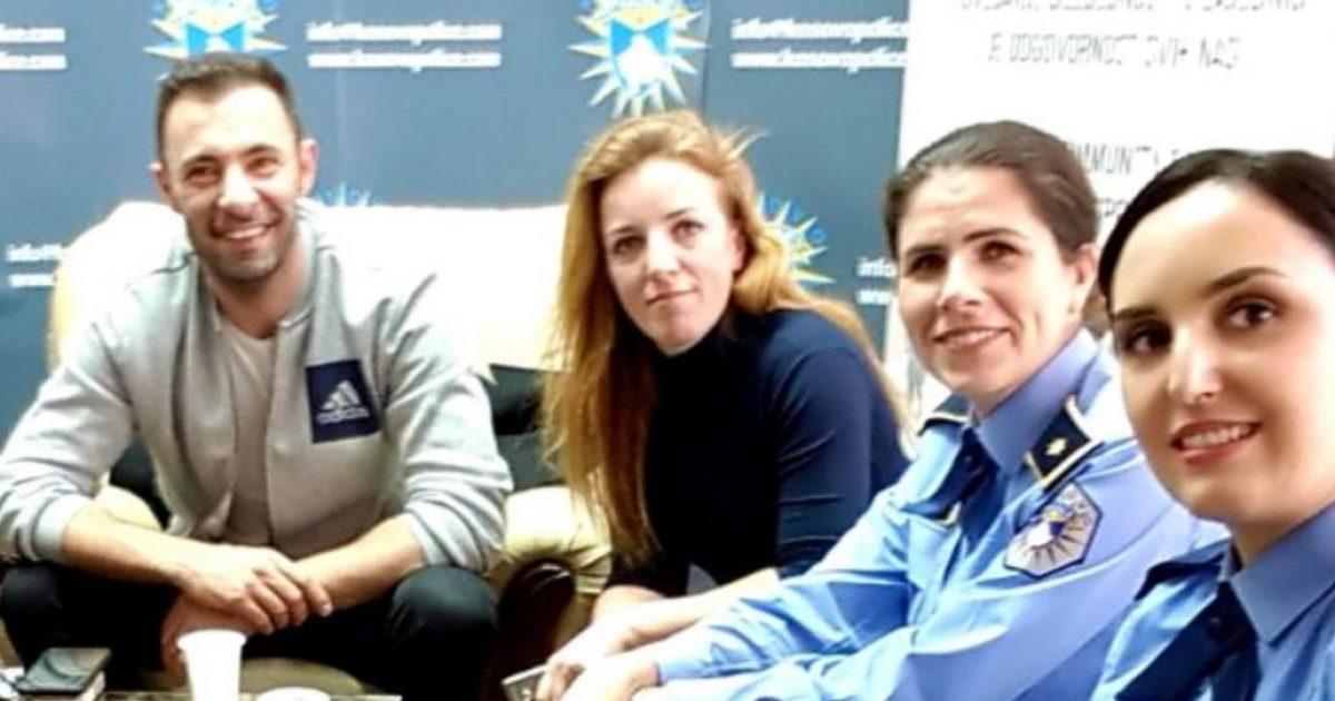 """Vedati i """"Stupcave"""" viziton policet e Kosovës për 8 mars, iu bën një premtim interesant"""