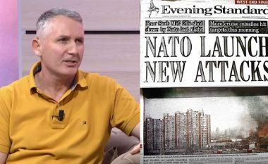 Koleksioni i çmuar i mërgimtarit Xhevdet Gashi: Shkrimet e gazetave britanike për bombardimet e NATO-s (Foto/Video)
