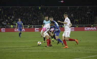 Kosovë 1-1 Bullgari, statistikat e ndeshjes