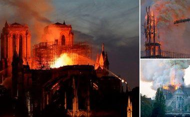 Për ndërtimin e saj janë dashur 100 vite, kurse u shkatërrua për vetëm dy orë - historia e katedrales 850 vite të vjetër Notre Dame (Foto/Video)