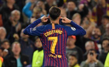 Valverde arsyeton gjestin e Coutinhos në drejtim të tifozëve