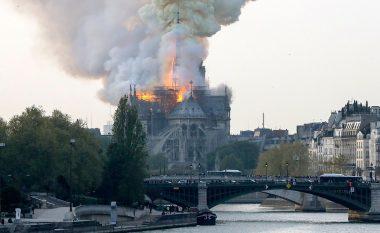 """""""Garë miliarderësh"""" për rindërtimin e katedrales Notre Dame: Njëri ofroi 100 milionë euro, tjetri dyfishon shumën (Foto)"""