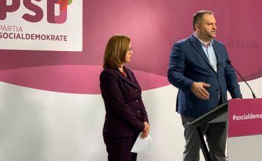 PSD kërkon Vetting dhe krijimin e një task force për luftimin e krimit dhe korrupsionit (Video)