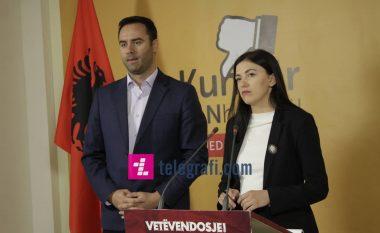 Vetëvendosje të premten mbanë protestë përballë Prokurorisë së shtetit
