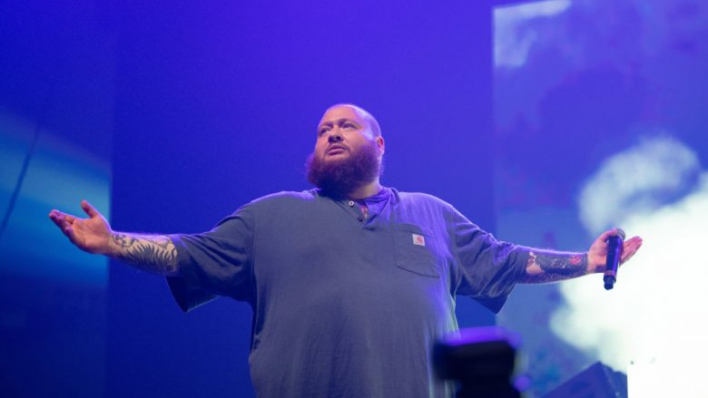 Action Bronson (Foto: Earl Gibson III/Getty Images/Guliver)