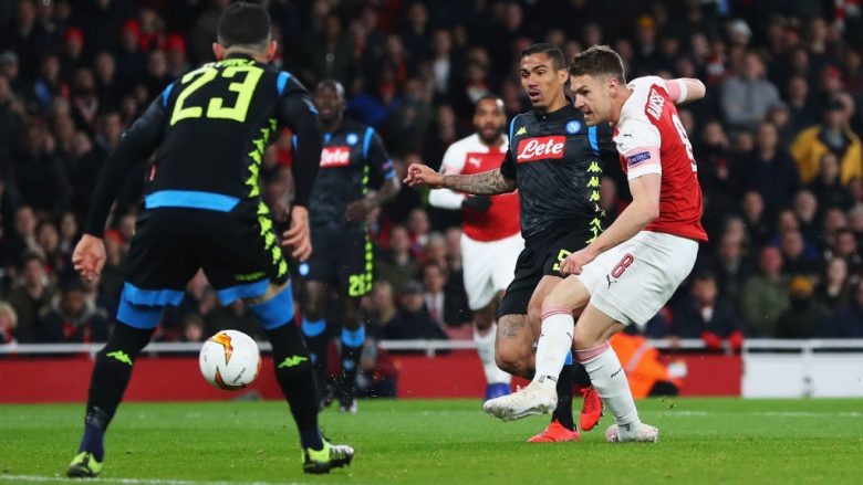 Arsenal - Napoli (Foto: Catherine Ivill/Getty Images/Guliver)