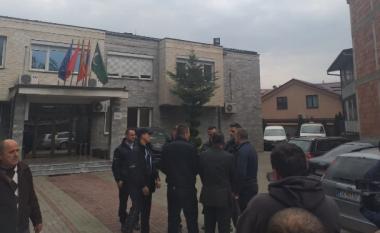 Tentim për shkarkimin e kreut të BFI-së, Sulejman Rexhepi (Foto)