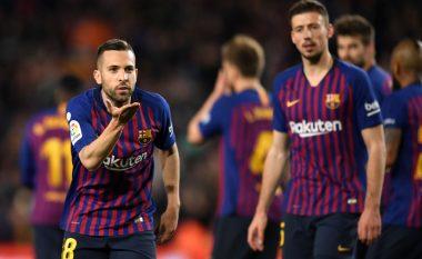 Barca fiton ndaj Sociedadit dhe vazhdon rrugëtimin drejt titullit