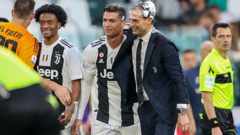 Cristiano Ronaldo (Foto: Giampiero Sposito/Getty Images/Guliver)
