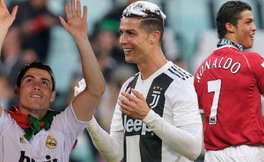 Ronaldo sërish shkruan historinë: Futbollisti që e ka fituar Ligën Premier, La Ligan dhe Serie A