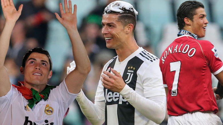 Cristiano Ronaldo (Fotomontazh: Getty Images/Guliver)