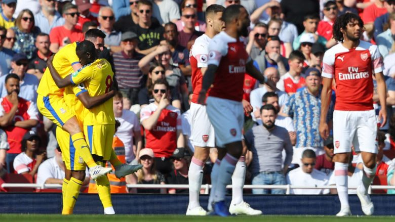 Arsenal - Crystal Palace (Foto: Warren Little/Getty Images/Guliver)