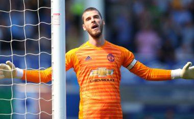 Ashtu siç i ka hije një kapiteni, De Gea zgjedh Twitterin për t'iu drejtuar tifozëve pas humbjes turpëruese nga Evertoni