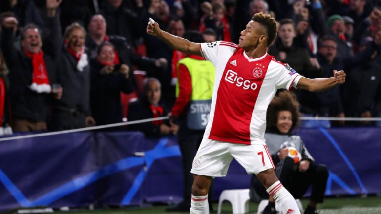 David Neres (Foto: Michael Steele/Getty Images/Guliver)