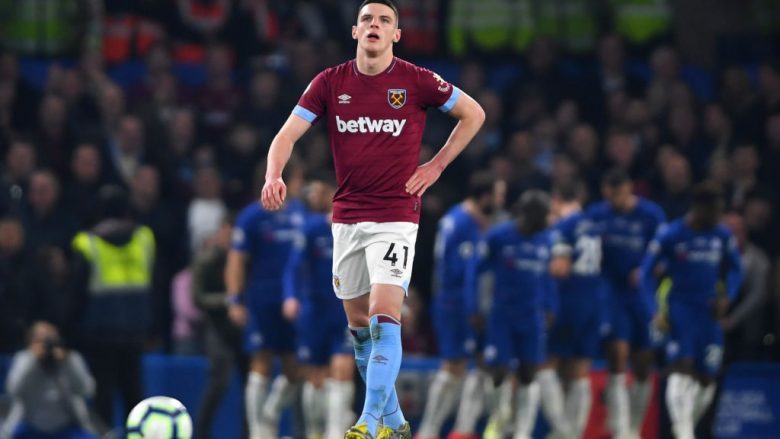 Declan Rice (Foto: Mike Hewitt/Getty Images/Guliver)
