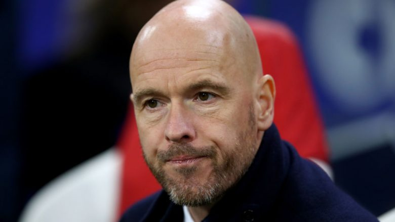 Erik ten Hag (Foto: Lars Baron/Getty Images/Guliver)