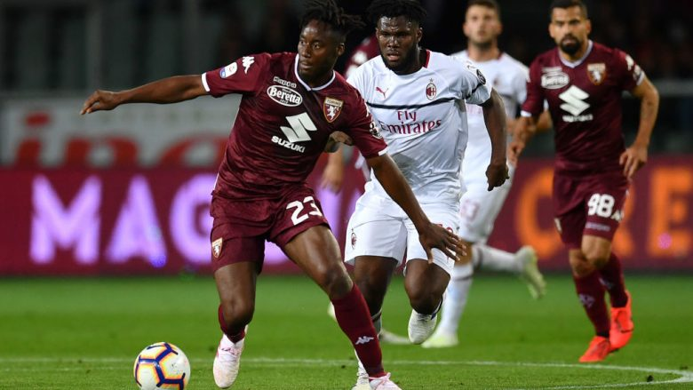 Franck Kessie (Foto: Valerio Pennicino/Getty Images/Guliver)