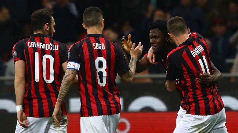 Festa te goli i Franck Kessie ndaj Lazios (Foto: Marco Luzzani/Getty Images/Guliver)