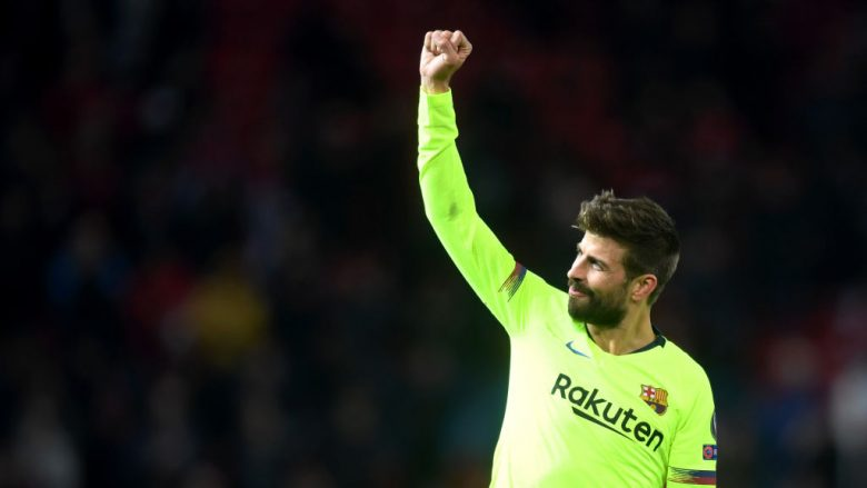 Gerard Pique (Foto: Michael Regan/Getty Images/Guliver)
