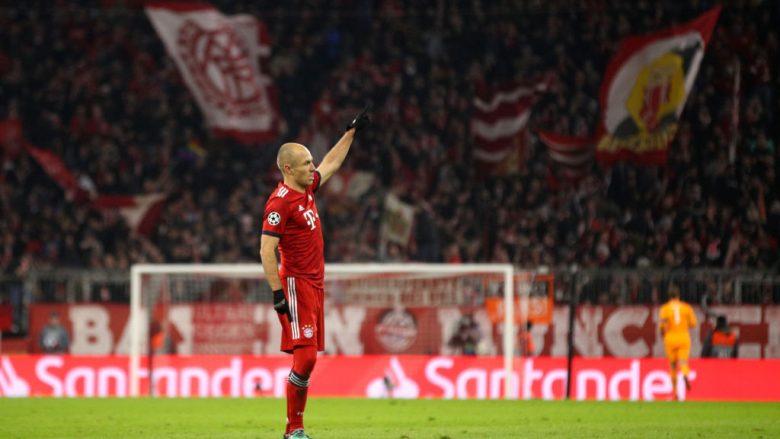 Arjen Robben.  (Foto: Adam Pretty/Getty Images/Guliver)