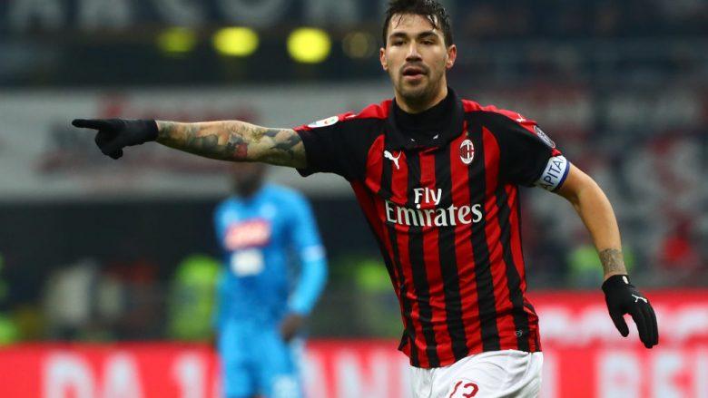 Alessio Romagnoli.  (Foto: Marco Luzzani/Getty Images/Guliver)