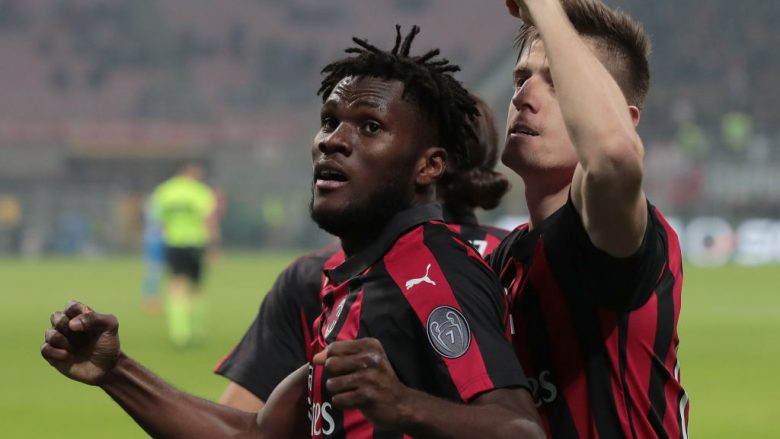 Frank Kessie.  (Foto: Emilio Andreoli/Getty Images/Guliver)