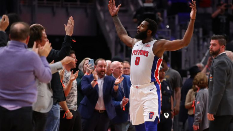 Andre Drummond. (Foto: Gregory Shamus/Getty Images/Guliver)